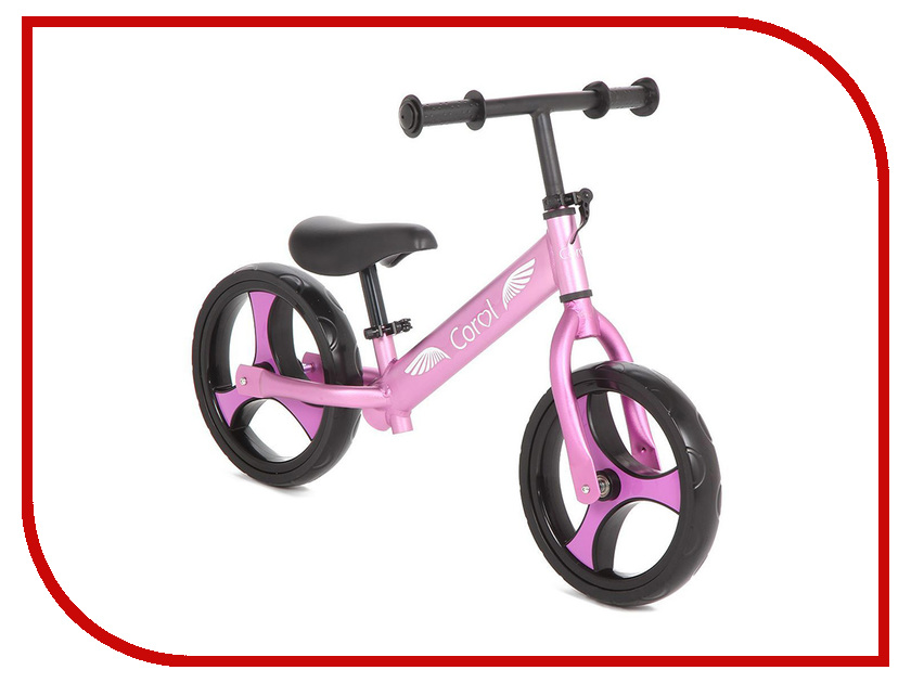 Беговел Corol Quest Pink