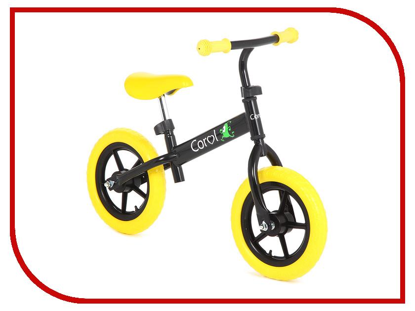 Беговел Corol Daffy Yellow