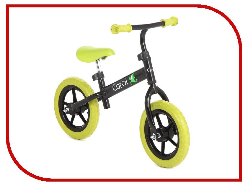 Беговел Corol Daffy Green прогулочные коляски corol s 12
