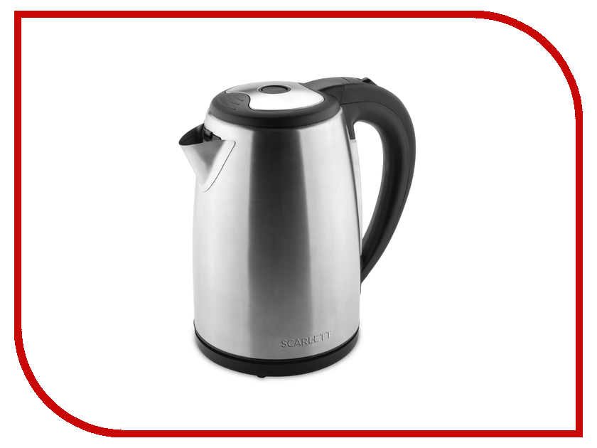 Чайник Scarlett SC-EK21S44 масляный радиатор scarlett sc oh67b03 9 black