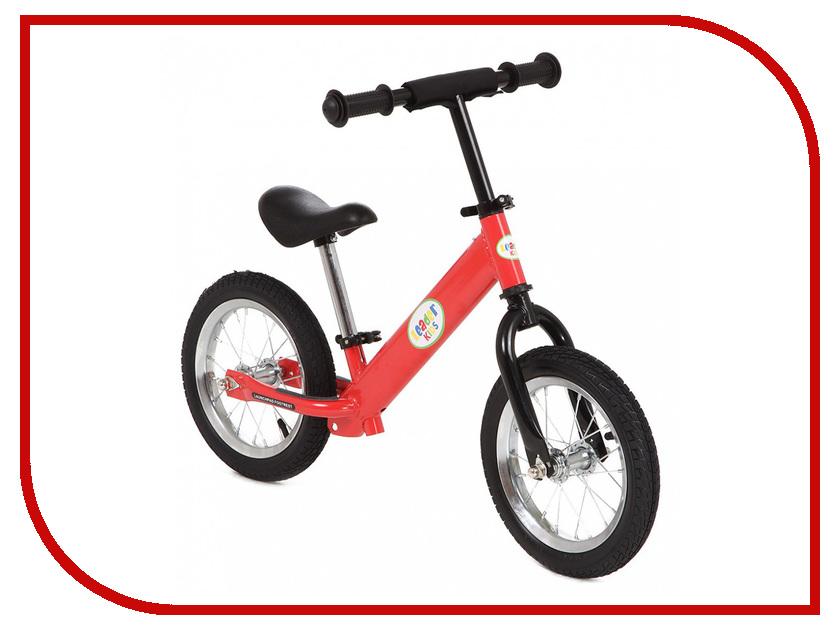 Беговел Leader Kids 336 Red детский велосипед для мальчиков leader kids g16bd406 black red