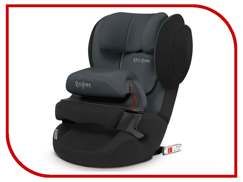 Автокресло Cybex Juno 2-Fix Rabbit Grey 4058511188607 автокресло heyner safeup xl fix grey 783 210