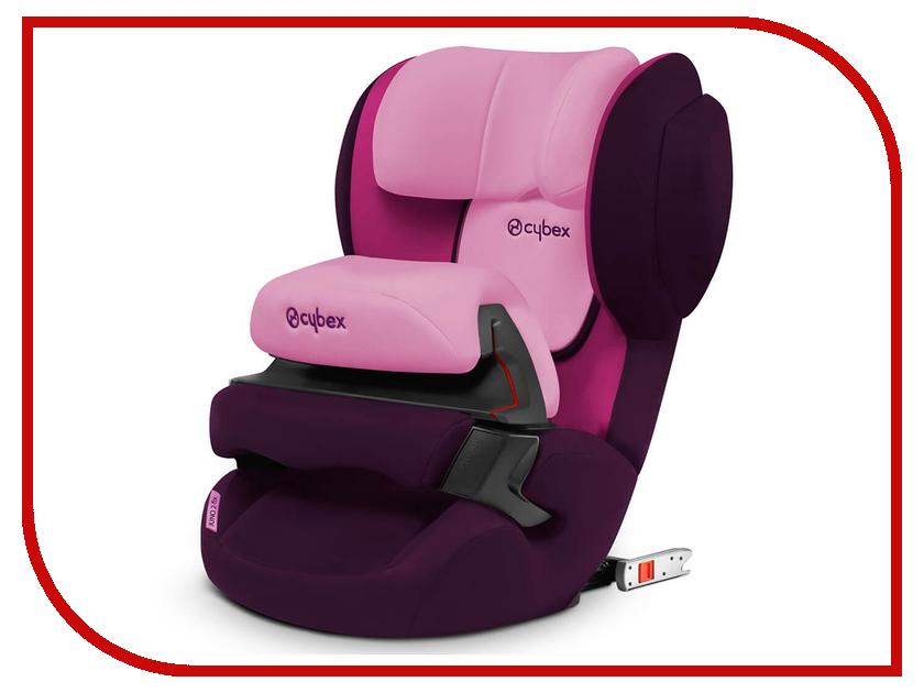 Автокресло Cybex Juno 2-Fix Rain Purple 4058511188645