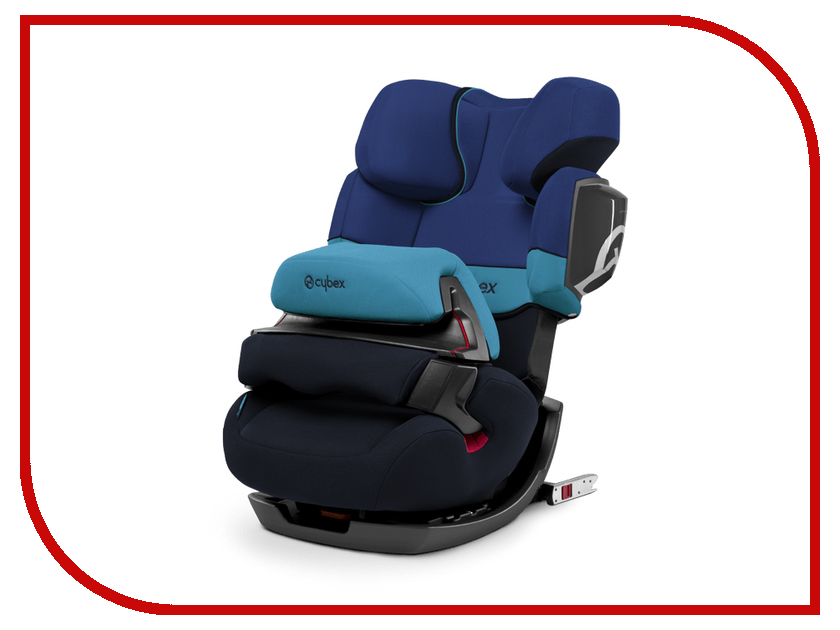 Автокресло Cybex Pallas 2-Fix Moon Blue 4058511026312
