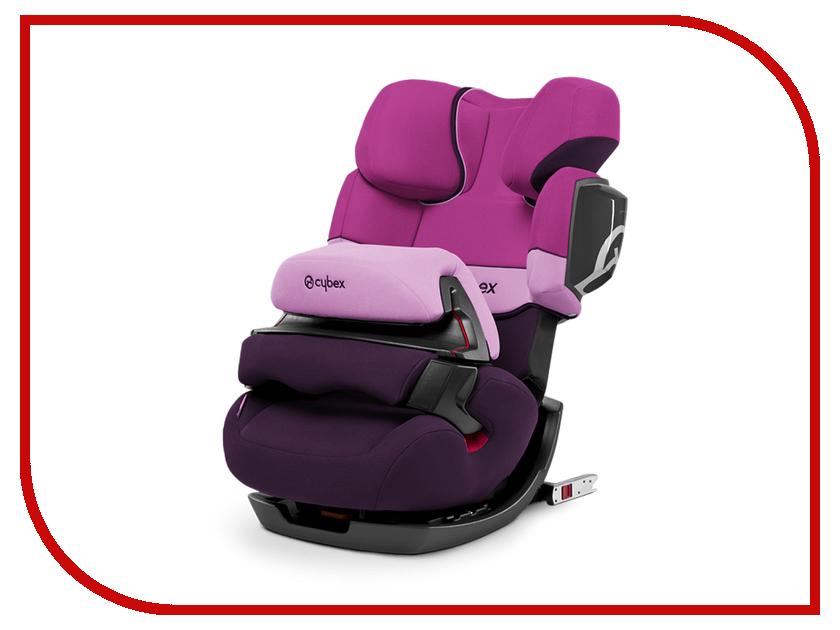 Автокресло Cybex Pallas 2-Fix Rain Purple 4058511026619