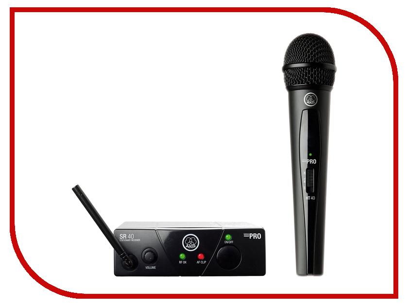 Радиосистема AKG WMS40 Mini Vocal Set Band US25B цены онлайн
