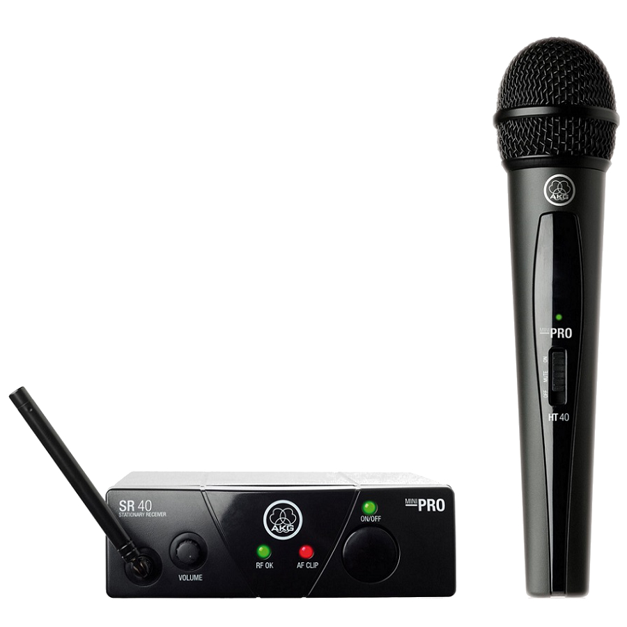Радиосистема AKG WMS40 Mini Vocal Set Band US25B цена и фото