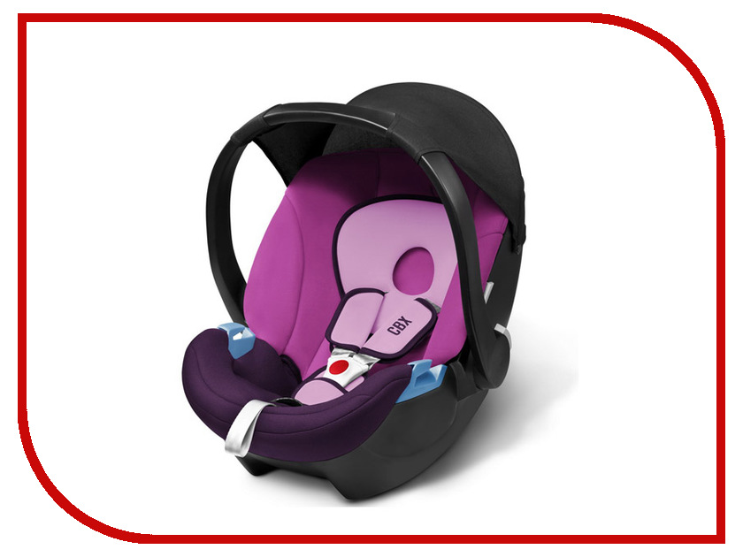 Автокресло Cybex Aton Basic Rain Purple 4058511010618 купить