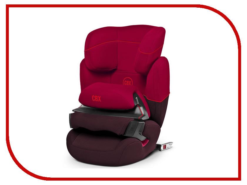 Автокресло Cybex Aura-Fix Rumba Red 4250183759554 lole свитер lsw1974 moss sweater xl rumba red heather