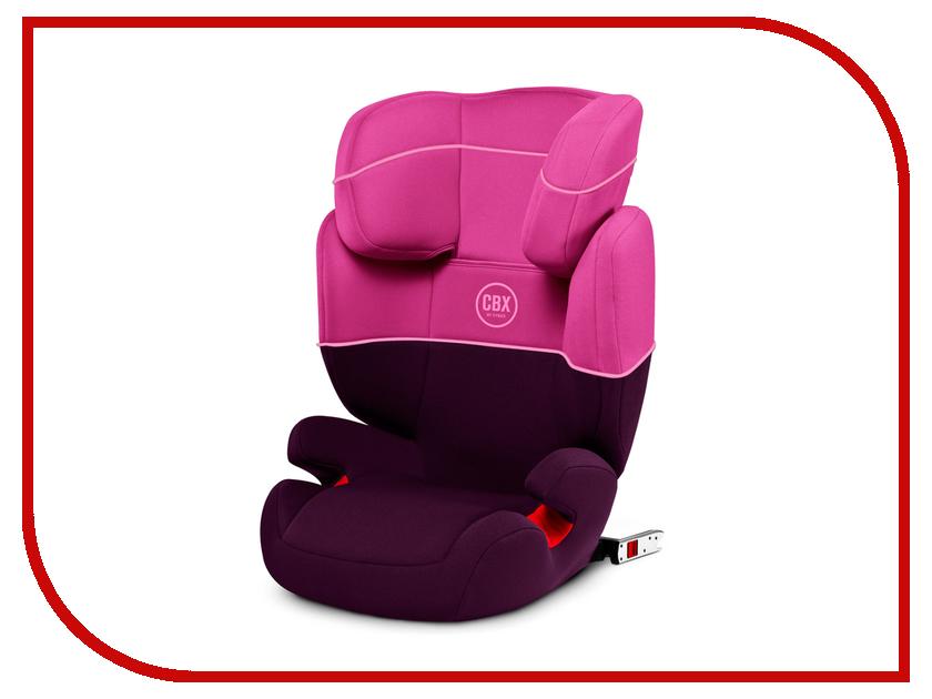 Автокресло Cybex Free-Fix Rain Purple 4058511021423
