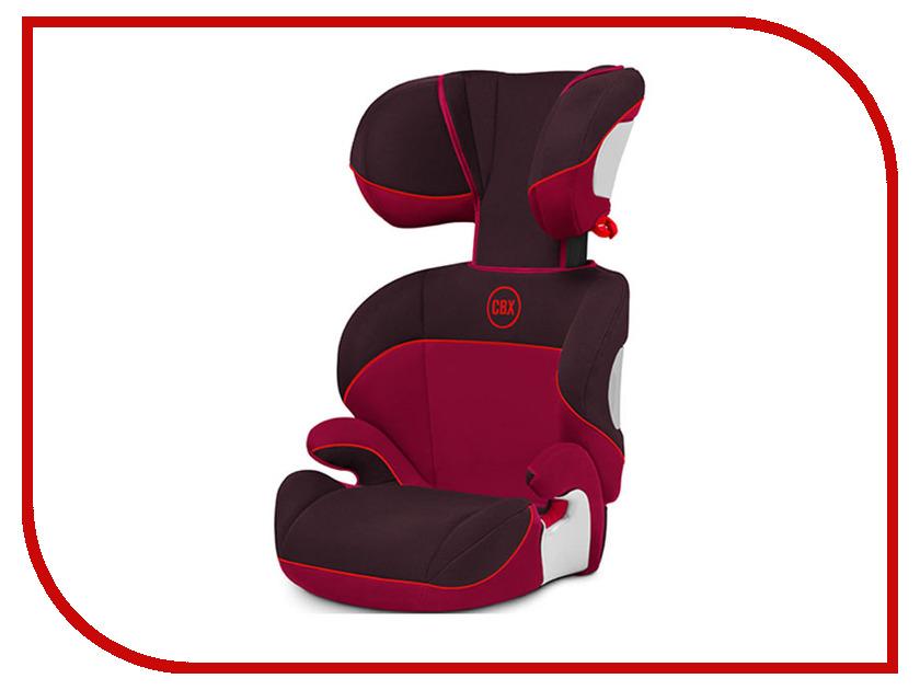 Автокресло Cybex Solution Rumba Red 4058511019550