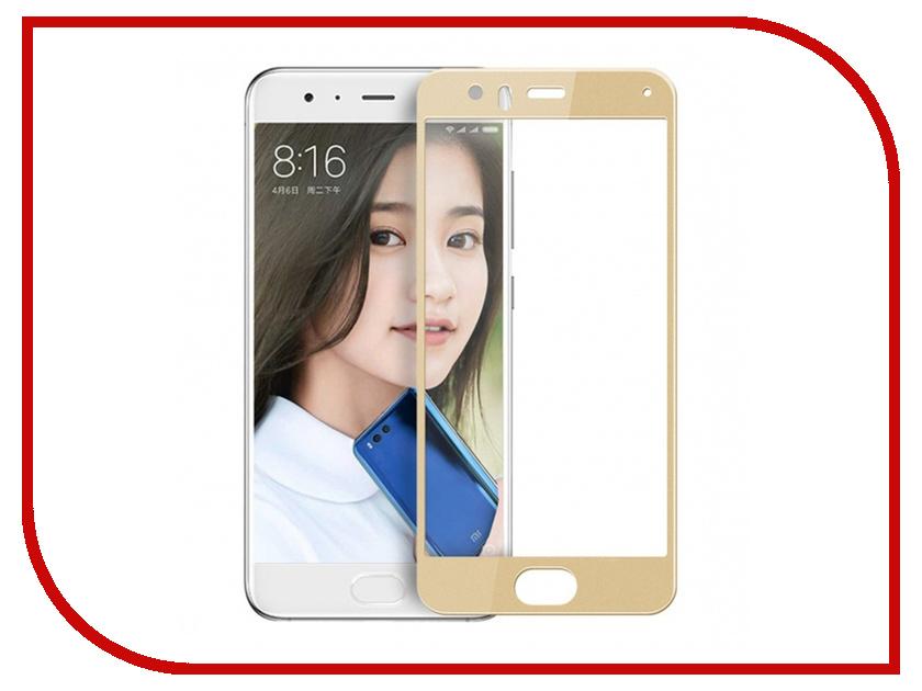 Аксессуар Защитное стекло Xiaomi Mi6 5.15 Gecko 5D 0.26mm Gold ZS26-GXMMI6-5D-GOLD