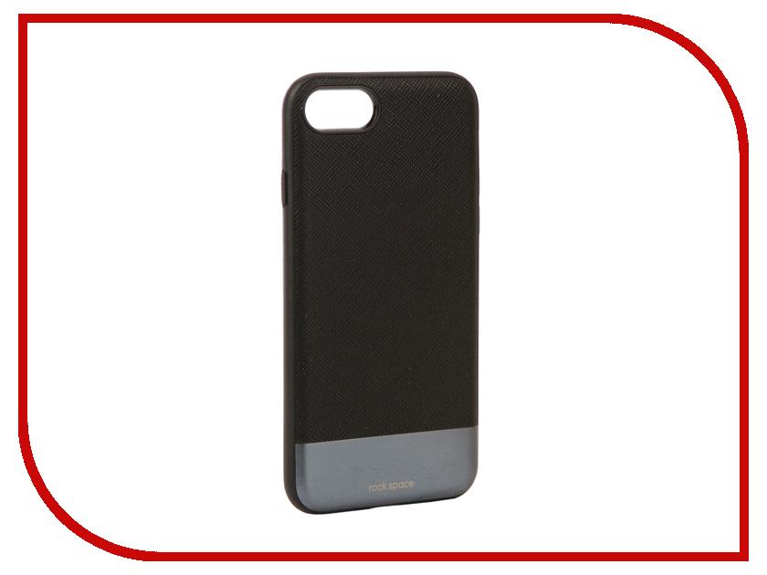 Аксессуар Чехол ROCK Space Elite для APPLE iPhone 7 Black 39326 чехол переноска sport elite zs 7030 70x30cm black