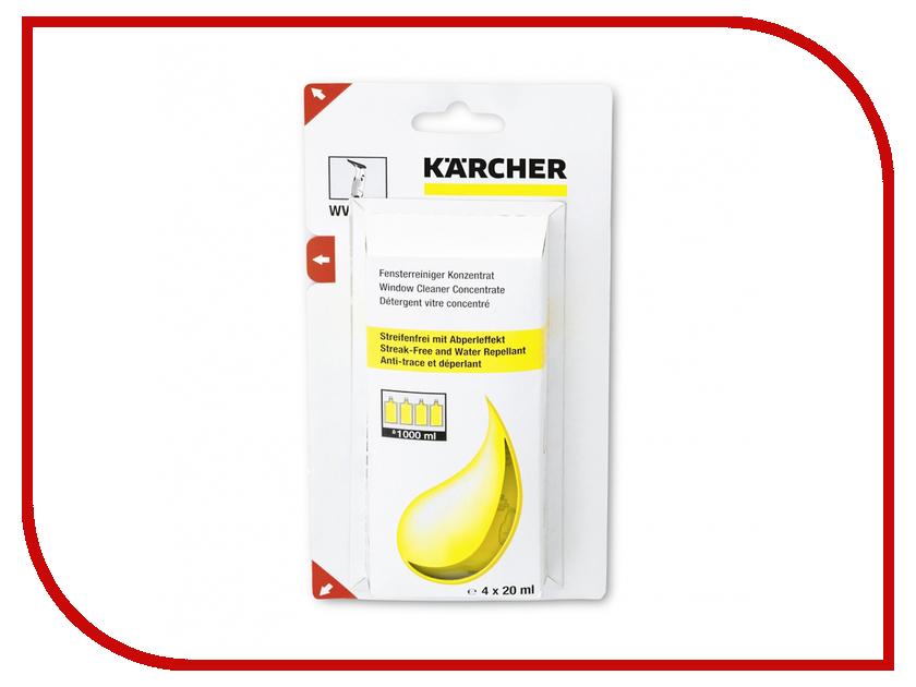 Аксессуар Средство для очистки стекол Karcher 6.295-302.0 насос садовый karcher bp 3 garden