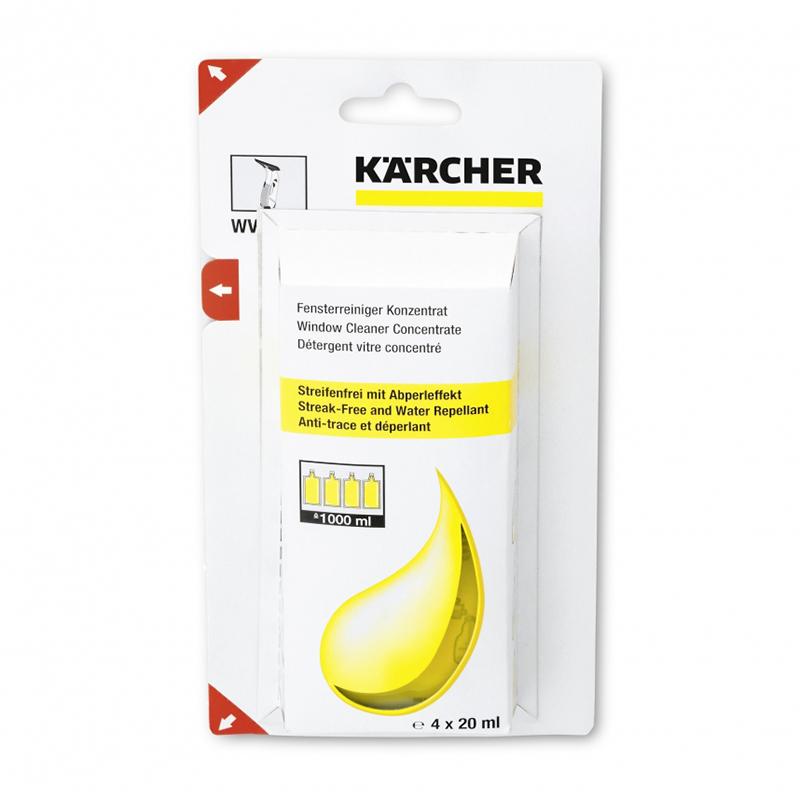 Аксессуар Средство для очистки стекол Karcher 6.295-302.0