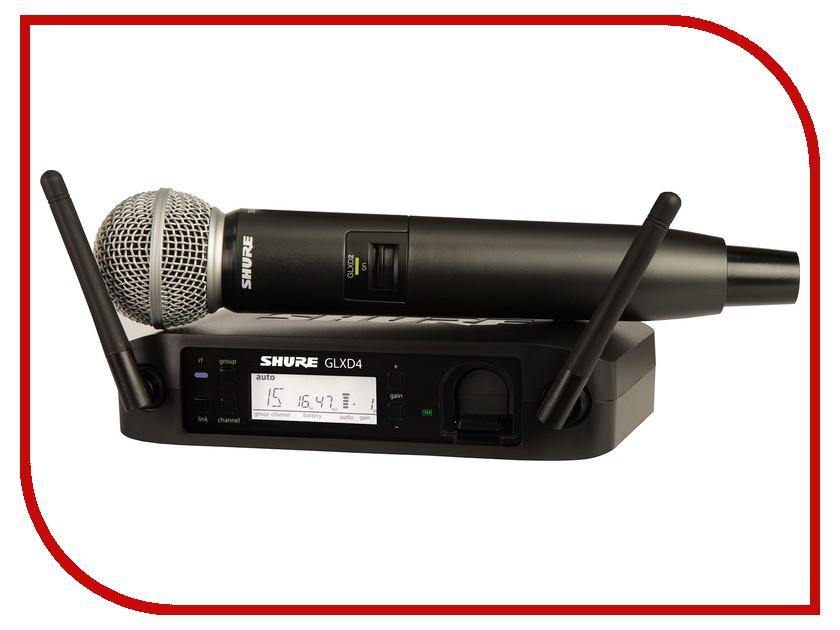 Радиосистема Shure GLXD24E/SM58 Z2