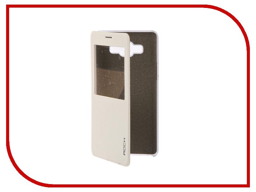 Аксессуар Чехол Samsung Galaxy A7 Rock Uni White 82124