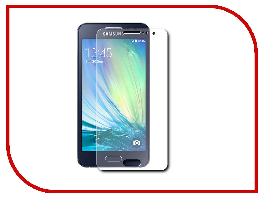 Аксессуар Защитное стекло Samsung Galaxy A5 Rock 2.5D 0.3mm Transparent 74617
