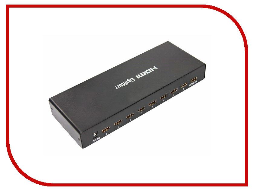 Аксессуар Rexant HDMI 1x8 17-6903