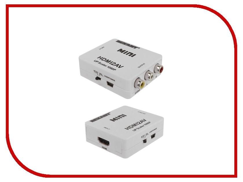 Цифровой конвертер Rexant HDMI 3 RCA 17-6931