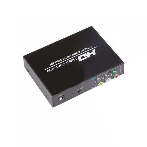 Цифровой конвертер Rexant HDMI 3 RCA 17-6915