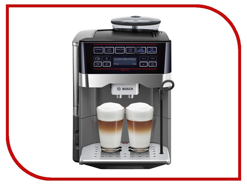 цены Кофемашина Bosch TES 60523 RW