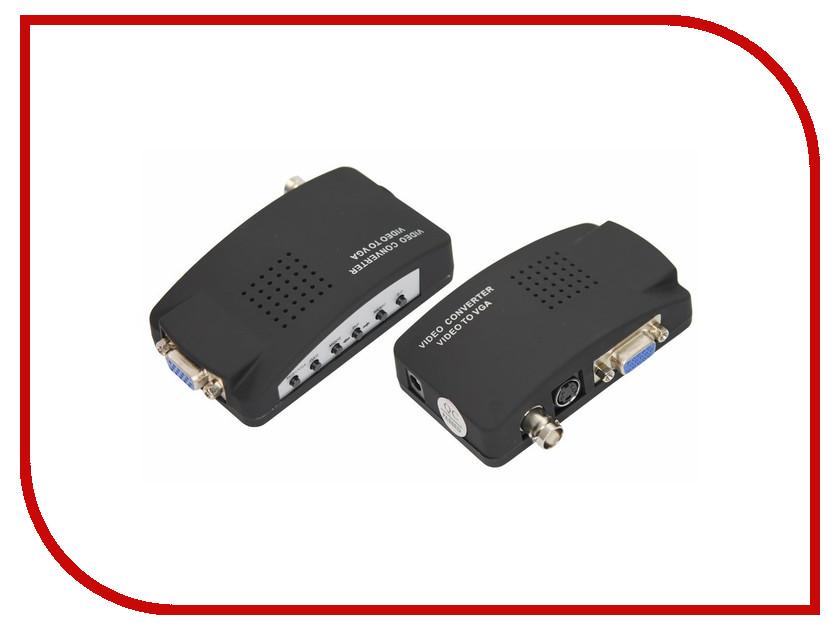 Цифровой конвертер Rexant BNC + S-video VGA 17-6910