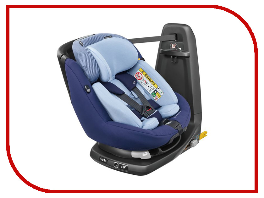 Автокресло Maxi-Cosi Axiss Fix Plus River Blue 8025897110 автокресло maxi cosi axiss fix 9 18 кг earth brown