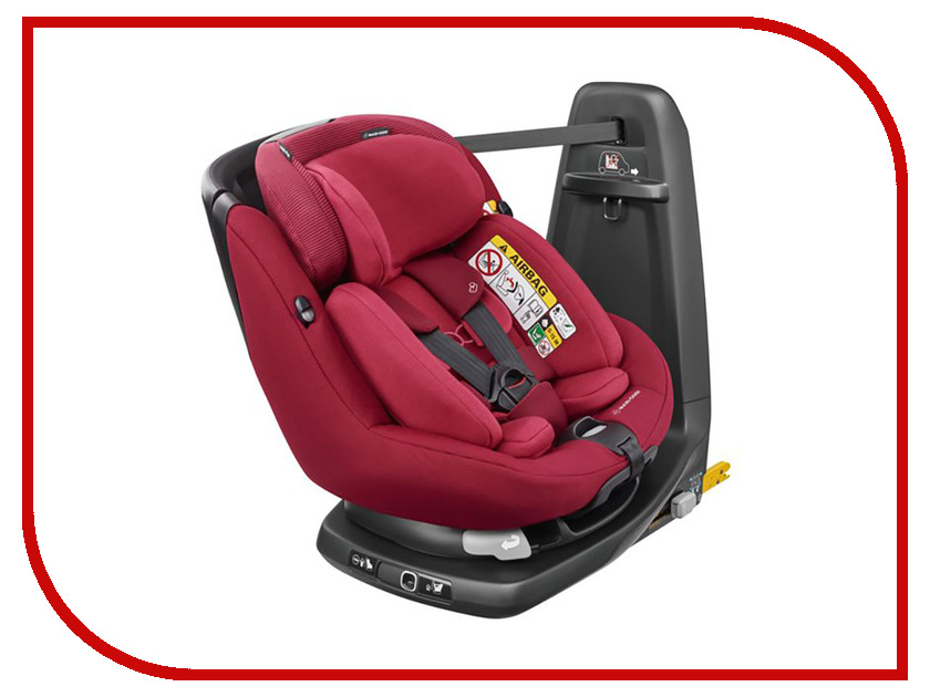 Автокресло Maxi-Cosi Axiss Fix Plus Robin Red 8025899110 автокресло maxi cosi axiss fix 9 18 кг earth brown
