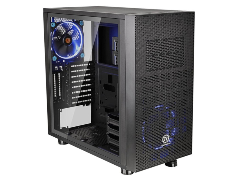 Корпус Thermaltake Core X31 Tempered Glass Edition Black CA-1E9-00M1WN-03