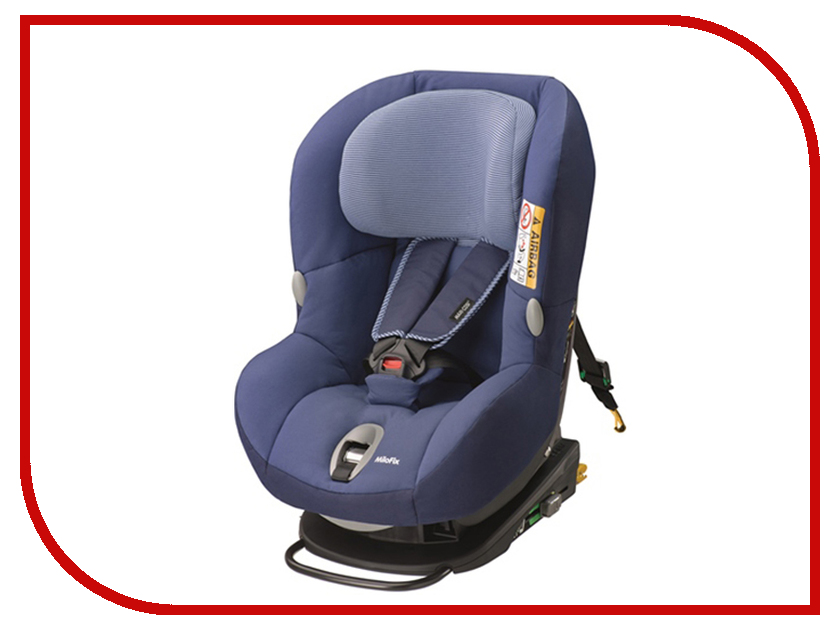 Автокресло Maxi-Cosi Milo Fix River Blue 85368972