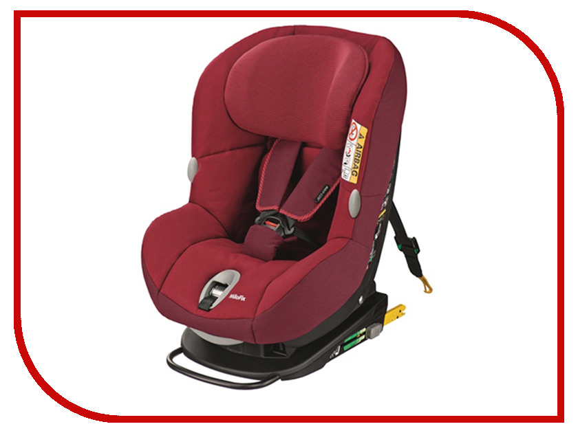Автокресло Maxi-Cosi Milo Fix Robin Red 85368992