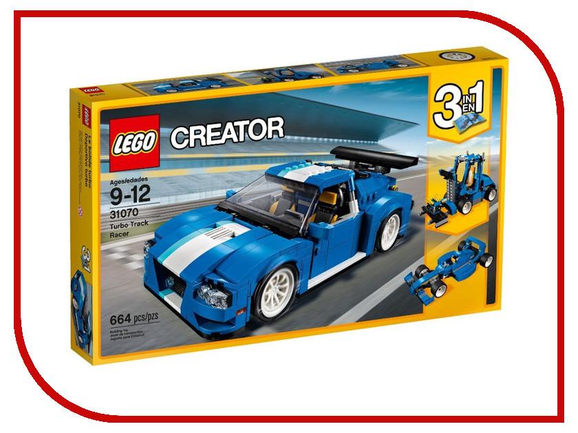 Конструктор Lego Creator Автомобиль 31070
