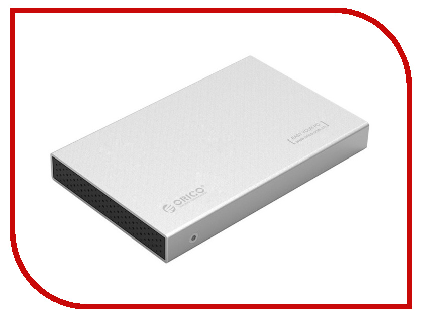 Аксессуар Корпус для HDD Orico 2518S3 Silver