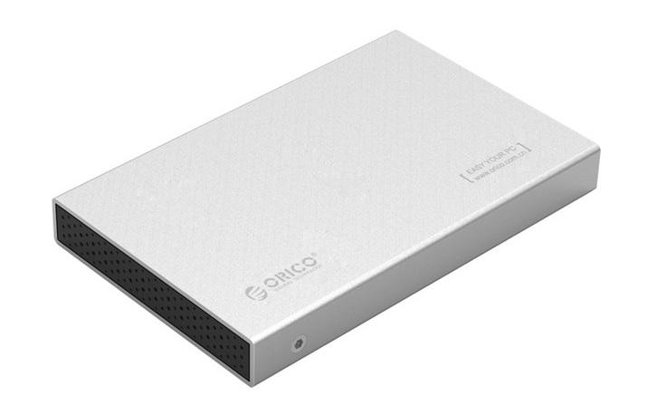 Корпус для HDD Orico 2518S3 Silver