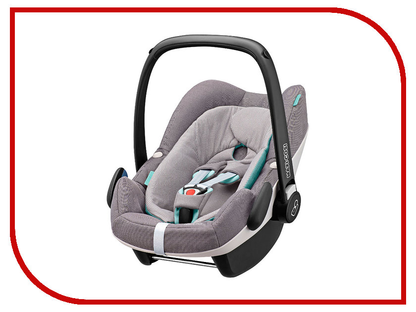 Автокресло Maxi-Cosi Pebble + Concrete Grey 79878960 maxi cosi pebble plus sparkl grey