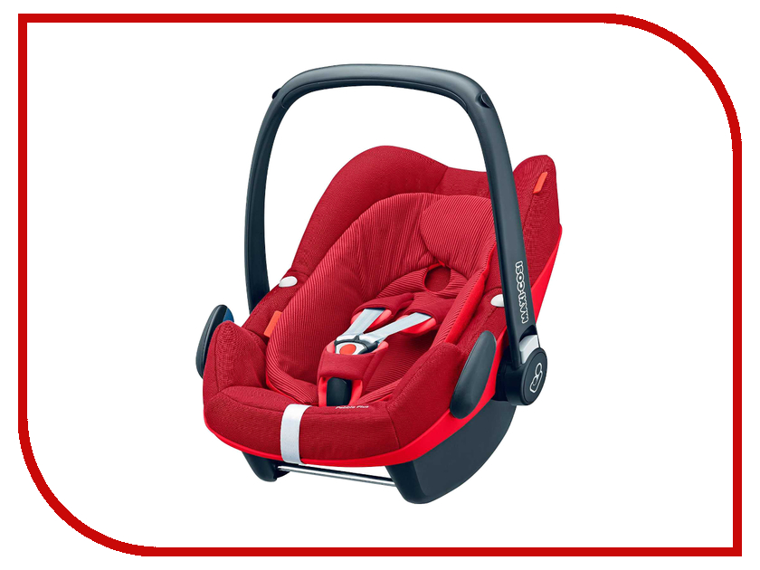 Автокресло Maxi-Cosi Pebble + Robin Red 79878990 автокресло maxi cosi rodi sps bjorn