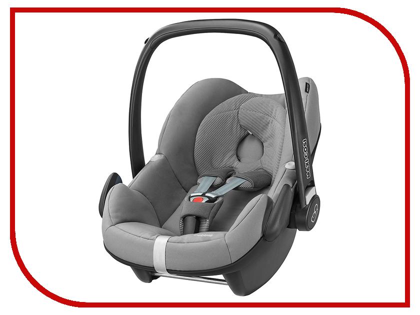 Автокресло Maxi-Cosi Pebble Concrete Grey 63079630 maxi cosi pebble plus sparkl grey