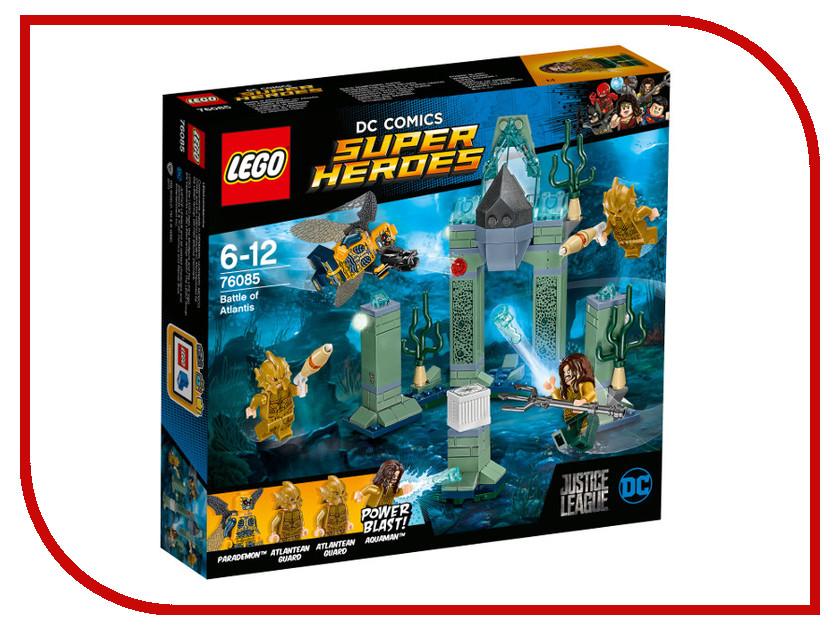 Конструктор Lego Super Heroes Битва за Атлантиду 76085