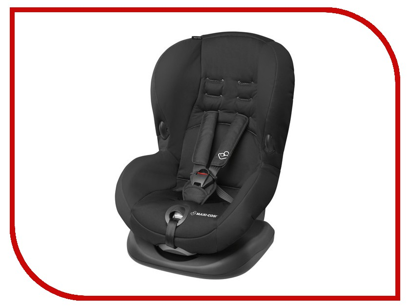 Автокресло Maxi-Cosi Priori SPS+ Slate Black 8636284120 clean slate