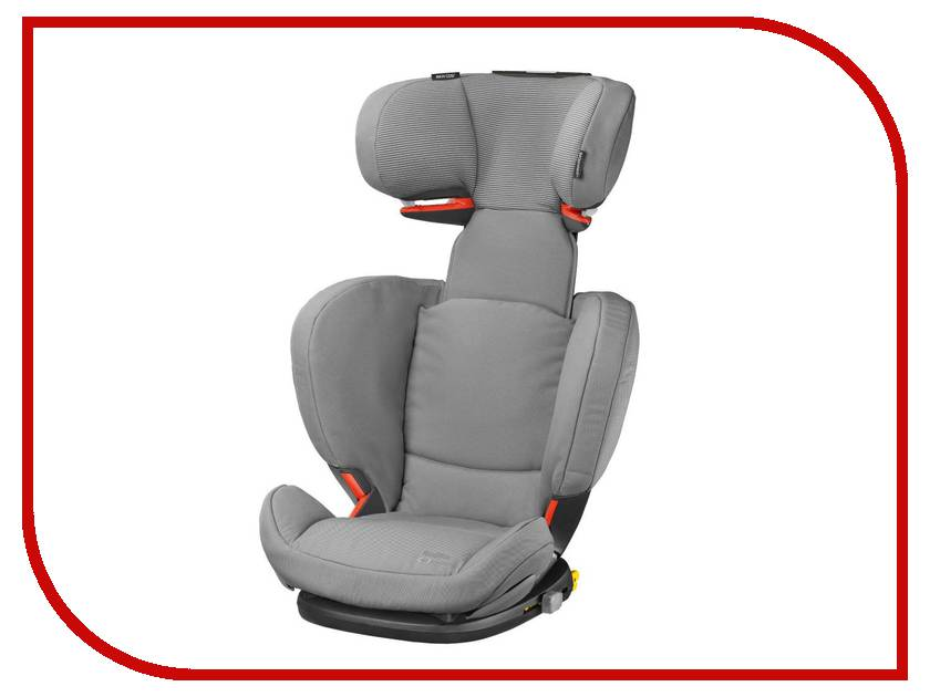 Автокресло Maxi-Cosi Rodi Fix Air Protect Concrete Grey 88248962 maxi cosi rodi air pro black crystal