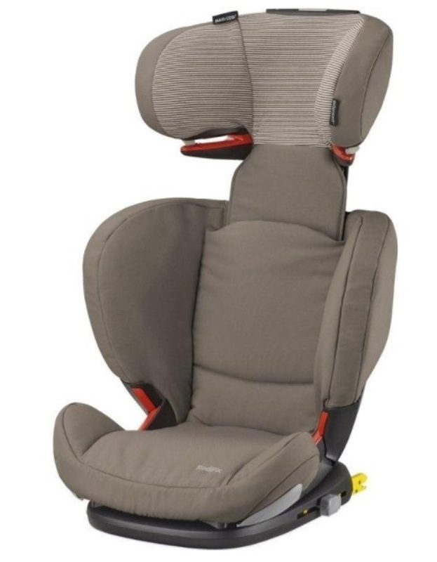 Автокресло Maxi-Cosi Rodi Fix Air Protect Earth Brown 88248982