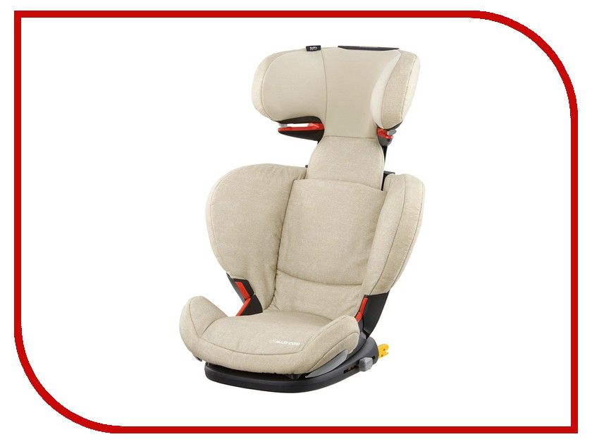 Автокресло Maxi-Cosi Rodi Fix Air Protect Nomad Sand 8824332140 maxi cosi rodi air pro black crystal