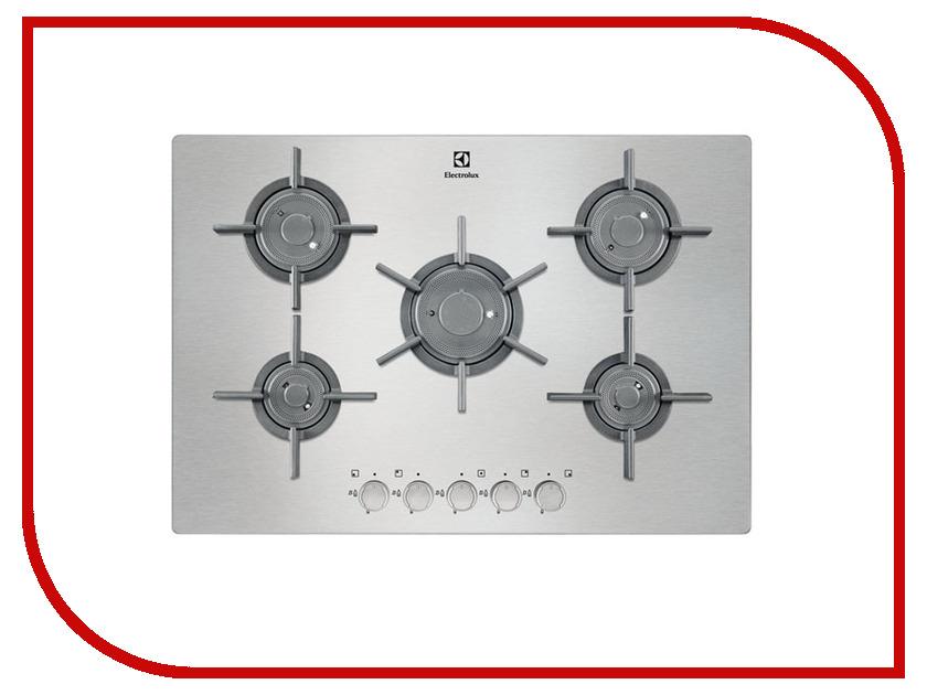 Варочная панель Electrolux EGU97657NX electrolux egg 93322 nx