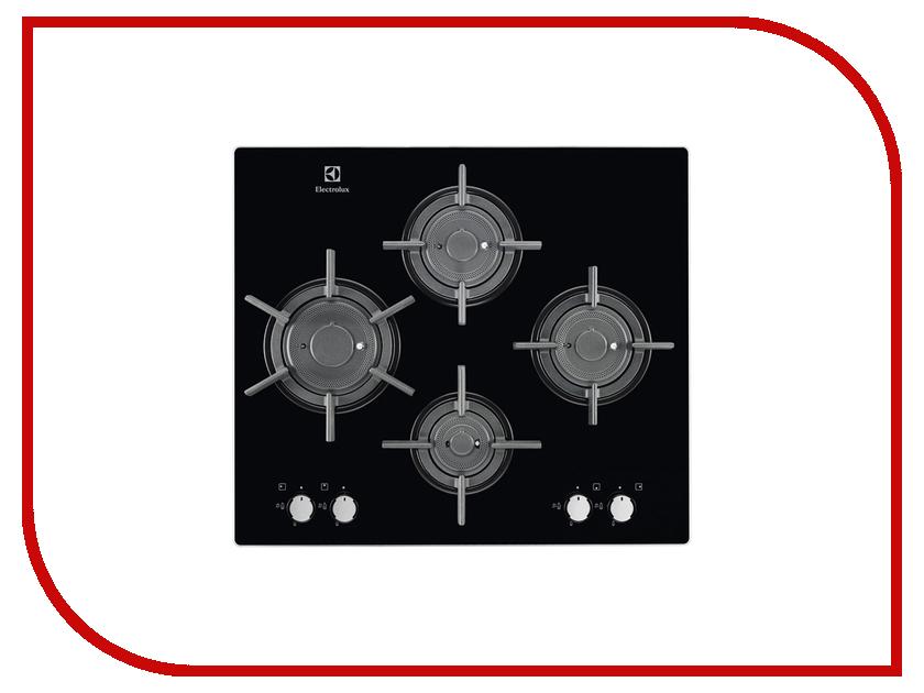 Варочная панель Electrolux EGT96647LK варочная панель electrolux egt96647lk