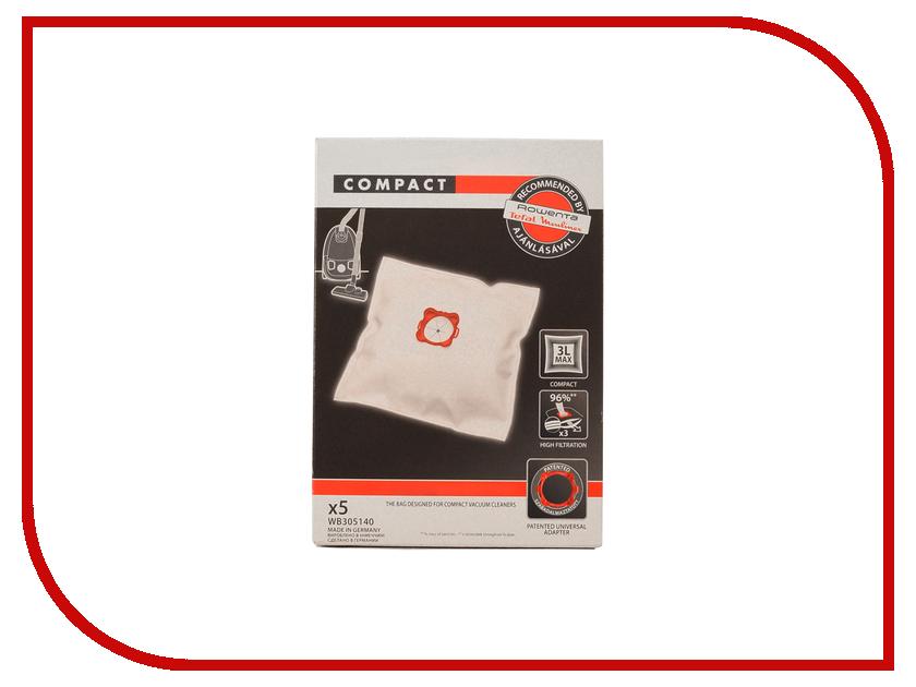 Пылесборники Tefal WB305140 (5шт)