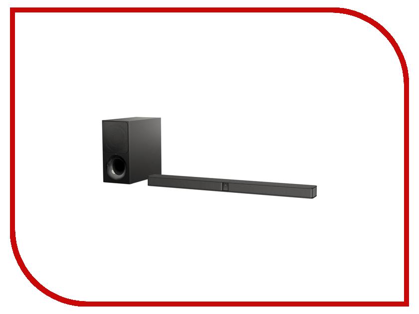Звуковая панель Sony HT-CT290 звуковая панель sony ht ct290 черный [htct290 ru3]