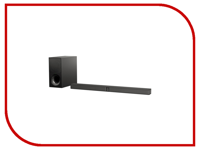 Звуковая панель Sony HT-CT290 звуковая панель sony ht mt300 black