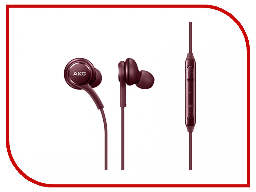 Samsung AKG EO-IG955 Burgundy SAM-EO-IG955BREGRU процессор other e5450cpu eo 3 0g l5420 e5440 e5430