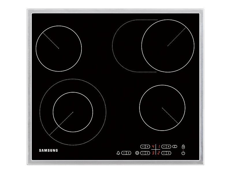 лучшая цена Варочная панель Samsung C61R1CAMST